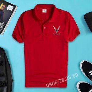 áo-thun-vinfast-màu-đỏ
